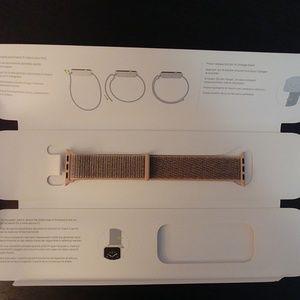 Apple Watch wristband